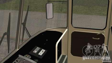 ЛАЗ 699Р 93-98 Скин 1 для GTA San Andreas вид сверху