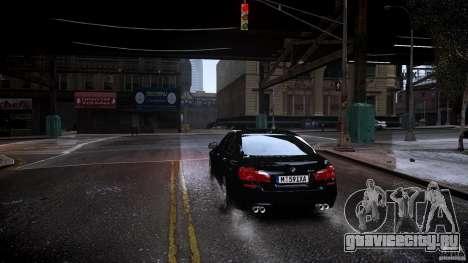 Mid ENBSeries By batter для GTA 4 вид изнутри