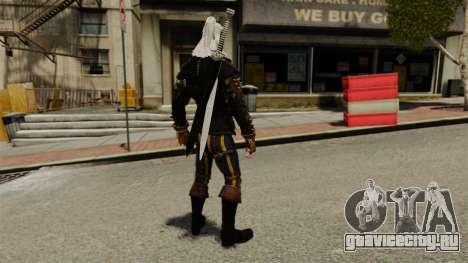 Геральт из Ривии v3 для GTA 4 третий скриншот