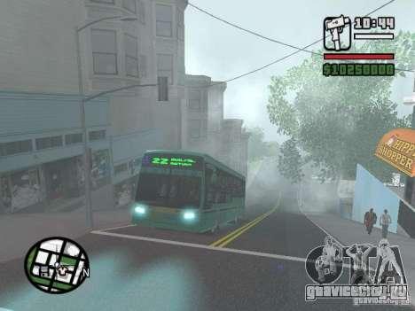 Metalpar 22 для GTA San Andreas вид сбоку