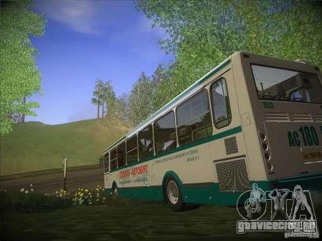 ЛиАЗ-5256.26 v.2.1 для GTA San Andreas колёса