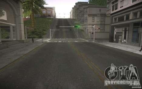 HD Дороги v2.0 Final для GTA San Andreas