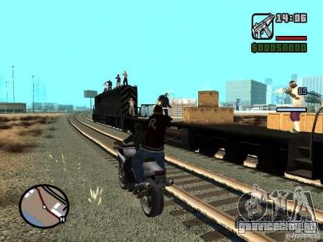 Great Theft Car V1.0 для GTA San Andreas седьмой скриншот