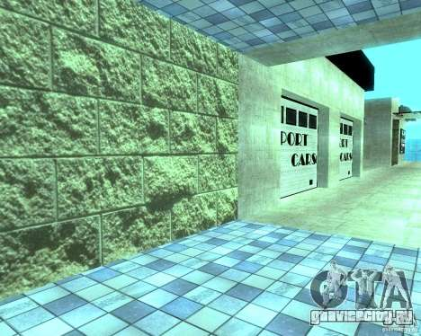 HD Автосалон для GTA San Andreas седьмой скриншот