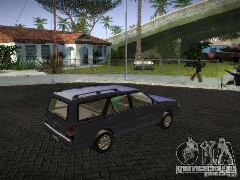 Daewoo FSO Polonez Kombi 1.6 2000 для GTA San Andreas вид справа