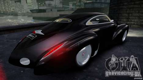 Holden Efijy Concept для GTA 4 вид слева