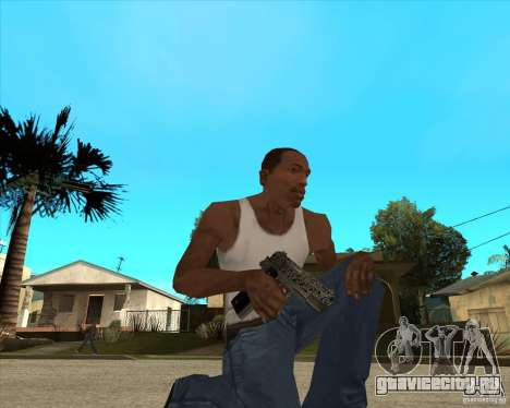 Кольт 45 для GTA San Andreas второй скриншот