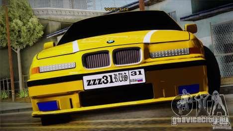 BMW M3 Z366 для GTA San Andreas