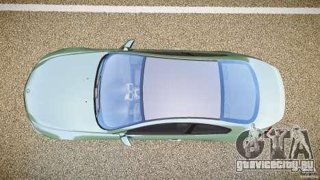 BMW M6 v1.0 для GTA 4 вид сзади