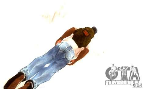 Затяжной прыжок 2.0 + Затяжной нырок для GTA San Andreas четвёртый скриншот