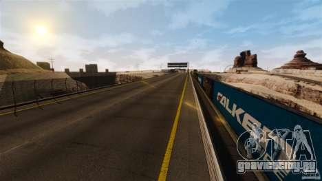 Ambush Canyon для GTA 4 шестой скриншот