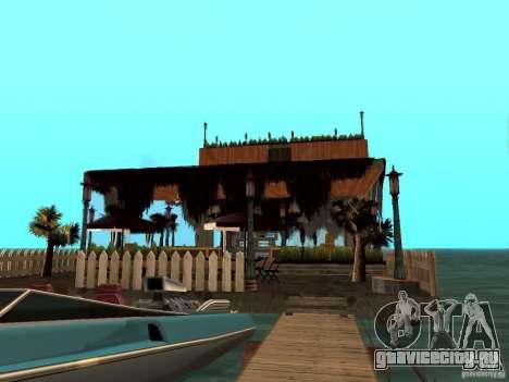 Клуб на воде для GTA San Andreas