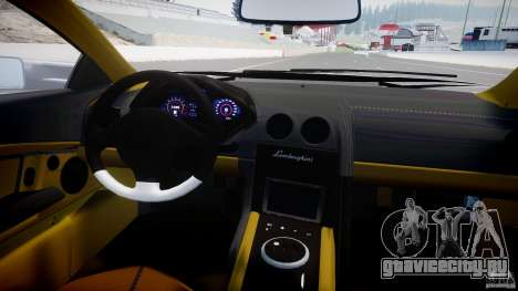 Lamborghini Reventon v2 для GTA 4 вид справа