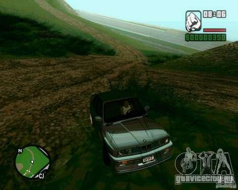 BMW M3 E30 Sport Evolution для GTA San Andreas вид справа