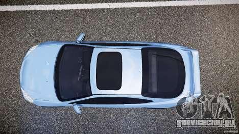 Acura RSX TypeS v1.0 Volk TE37 для GTA 4 вид справа