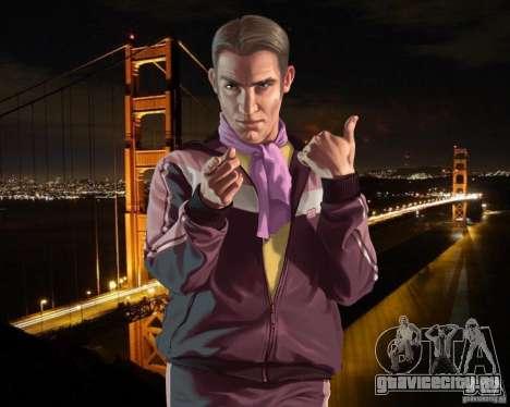 Загрузочные экраны Сан Франциско для GTA 4 пятый скриншот
