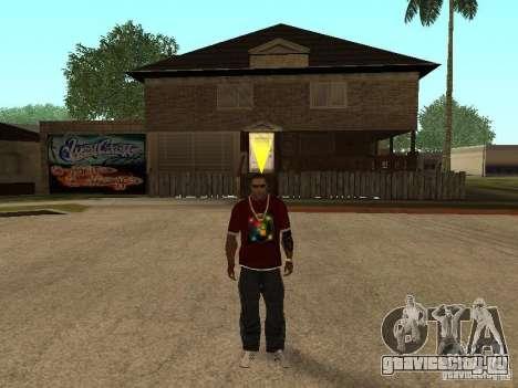 Майка Windows для GTA San Andreas пятый скриншот