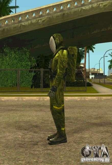 Скины S.T.A.L.K.E.R. для GTA San Andreas второй скриншот