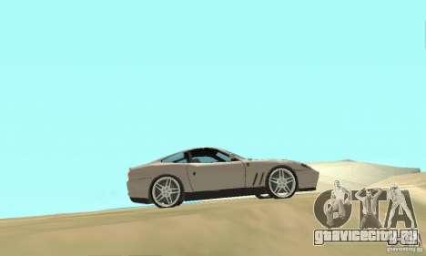Ferrari F575 для GTA San Andreas вид справа