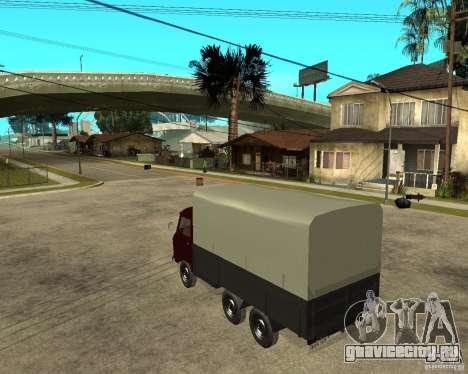 УАЗ 452 грузовой 6x6 для GTA San Andreas вид слева