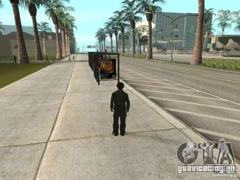 Автобусная линия в Лас Вентурас для GTA San Andreas второй скриншот