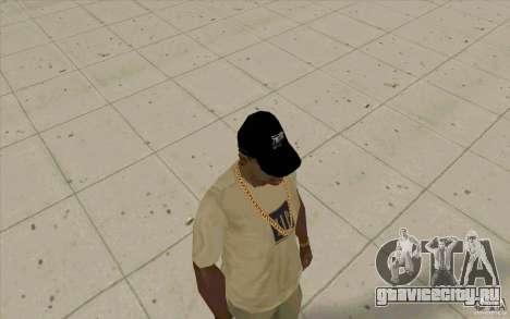Кепка d12 для GTA San Andreas второй скриншот