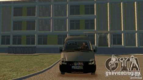 ГАЗ 2752 Соболь для GTA 4 вид справа