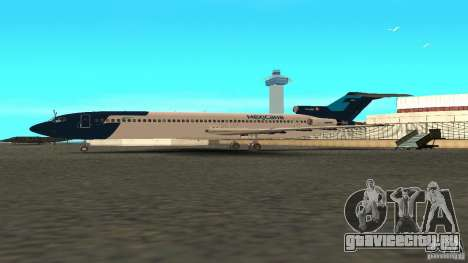 Boeing 727-200 Final Version для GTA San Andreas
