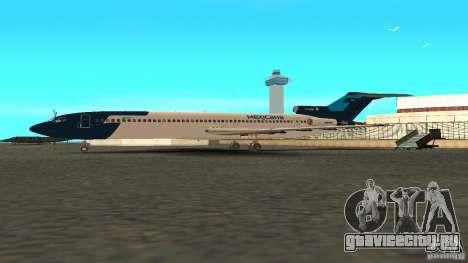 Boeing 727-200 Final Version для GTA San Andreas