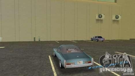 Esperanto HD для GTA Vice City вид слева