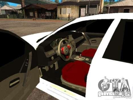 Bmw M5 Ls Ninja Stiil для GTA San Andreas вид сзади слева