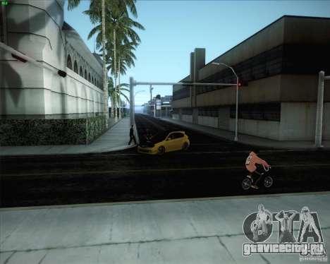 Новые дороги во всем San Andreas для GTA San Andreas шестой скриншот