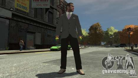 Adidas Rasta Gloves для GTA 4