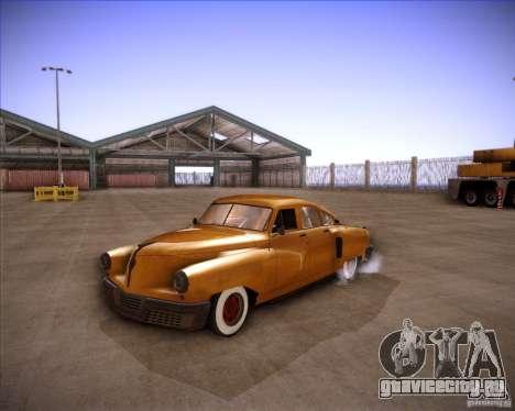 Walker Rocket для GTA San Andreas вид справа