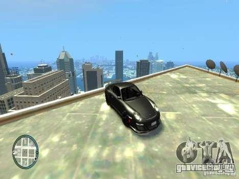 Ruf Rt 12 Final для GTA 4 вид слева