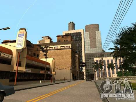 Maps for parkour для GTA San Andreas