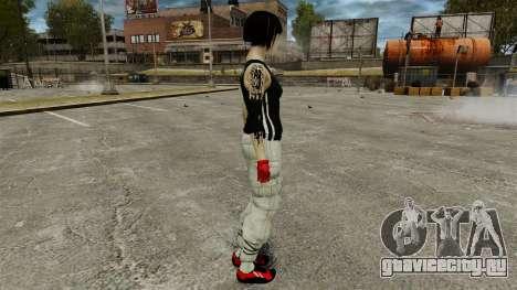 Фэйт для GTA 4 второй скриншот