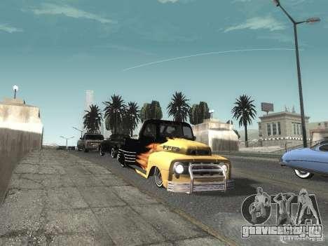 ENBSeries v 2.0 для GTA San Andreas пятый скриншот