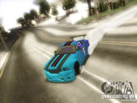 Handling Mod для SA:MP для GTA San Andreas
