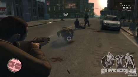 Contagium v1.2b для GTA 4 второй скриншот