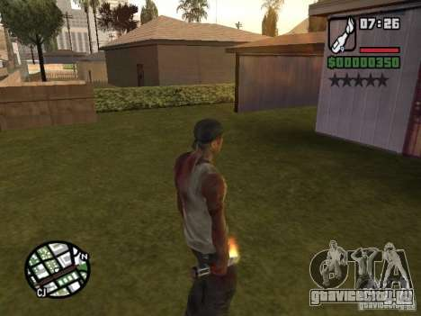 Markus young для GTA San Andreas двенадцатый скриншот