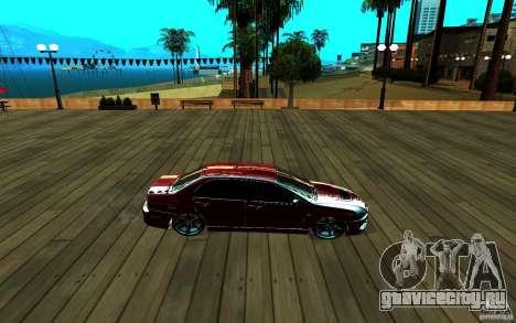 ENB для любых компьютеров для GTA San Andreas десятый скриншот