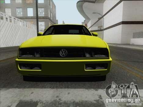 Volkswagen Corrado 1995 для GTA San Andreas вид справа