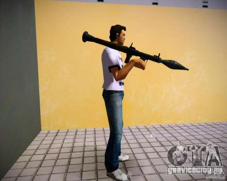 Пак оружия из GTA4 для GTA Vice City девятый скриншот