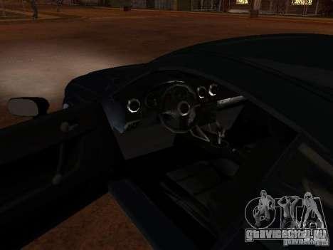 Audi TT 3.2 Quattro для GTA San Andreas вид сверху