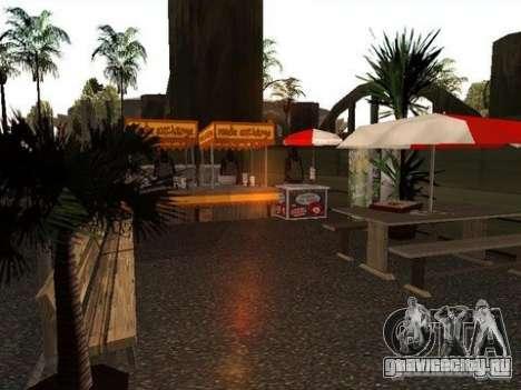 Nev Groove Street 1.0 для GTA San Andreas четвёртый скриншот