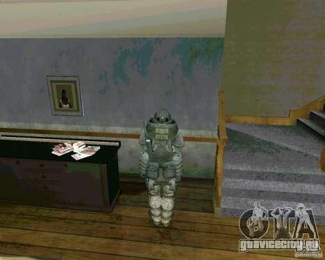 Джагираут из Cod MW 3 для GTA San Andreas четвёртый скриншот