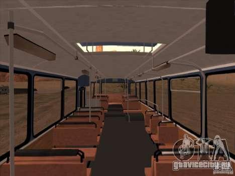 Новые скрипты для автобусов Вер. 2.0 для GTA San Andreas третий скриншот