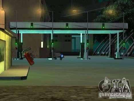 New СITY v1 для GTA San Andreas второй скриншот