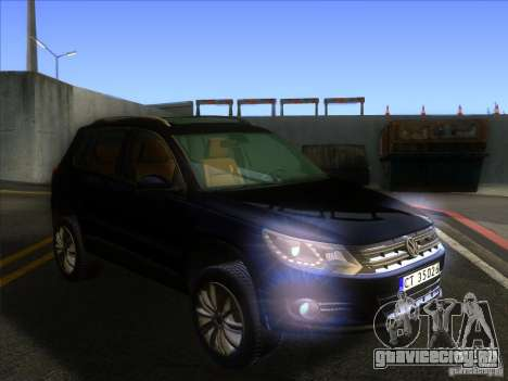 ENBSeries by Fallen v2.0 для GTA San Andreas шестой скриншот